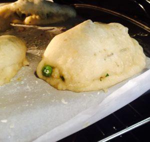Vegan Potato Samosas