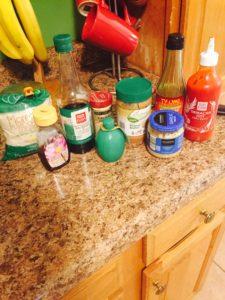kale slaw ingredients